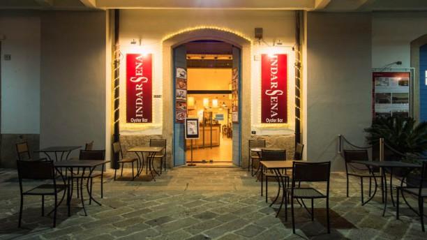 Indarsena Oyster Bar Entrata