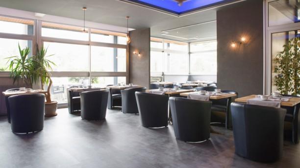 Restaurant du Pont Roupt Salle du restaurant