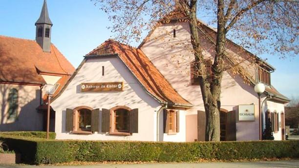Auberge du Chêne façade