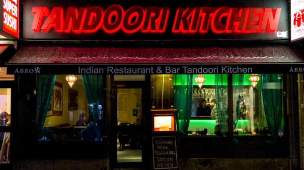 Tandoori Kitchen entre FEST