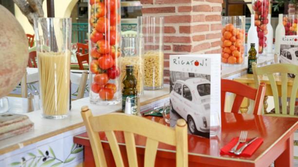 Rigatoni Café Massy vue salle