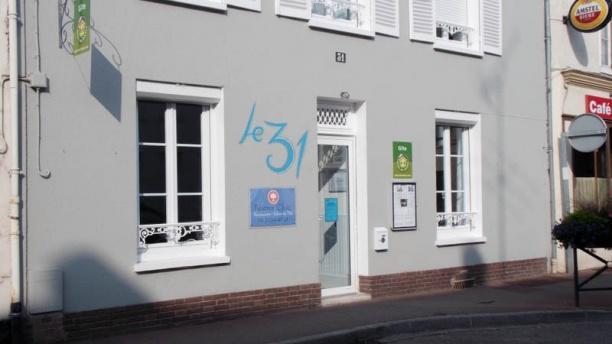 Le 31 Bistrot Chic - Gîtes de France Devanture