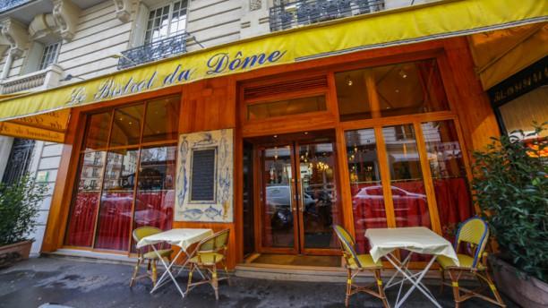 Le Bistrot du Dôme Montparnasse Entrée