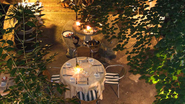 Le Clos Saint-Front Terrasse