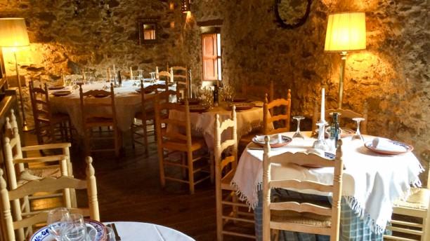 Restaurante El Corral N Del Embalse En Pinilla Del Valle