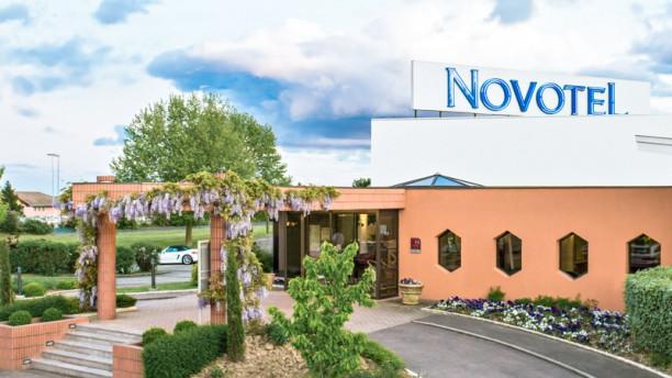 N'Café - Novotel Mâcon Nord Novotel N'CAFE de Mâcon