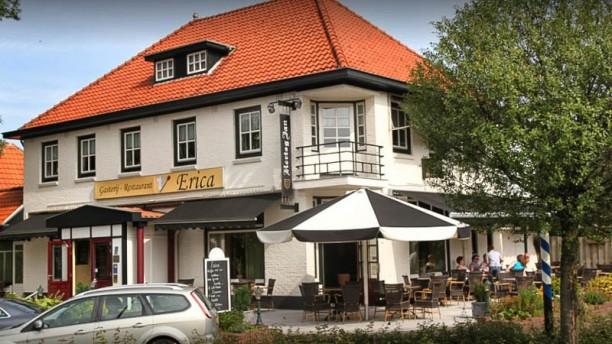Restaurant & Bowling Erica Ingang