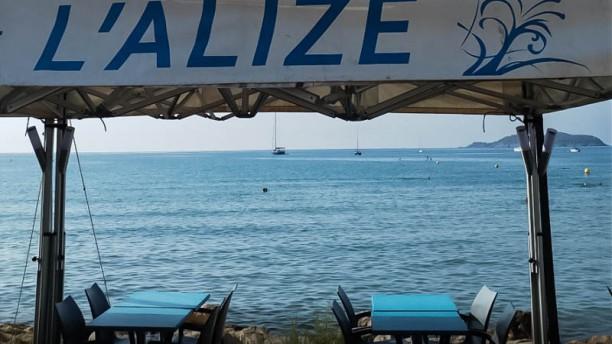 L'Alizé Terrasse
