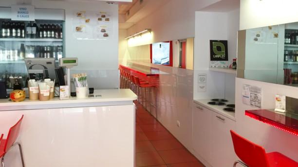 Oishi Sala del ristorante
