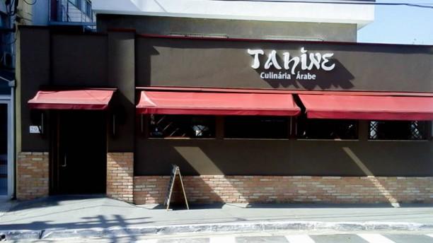 Tahine Culinária Árabe Entrada