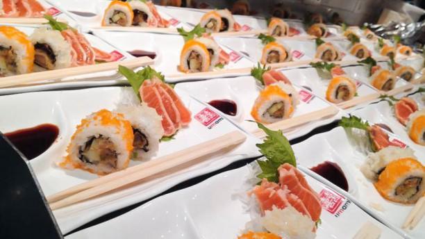 Yuzu Asian Grand Cafe Suggestie van de chef