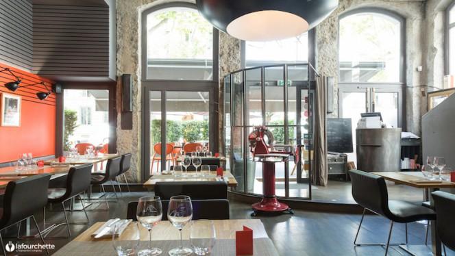 M Restaurant - Restaurant - Lyon