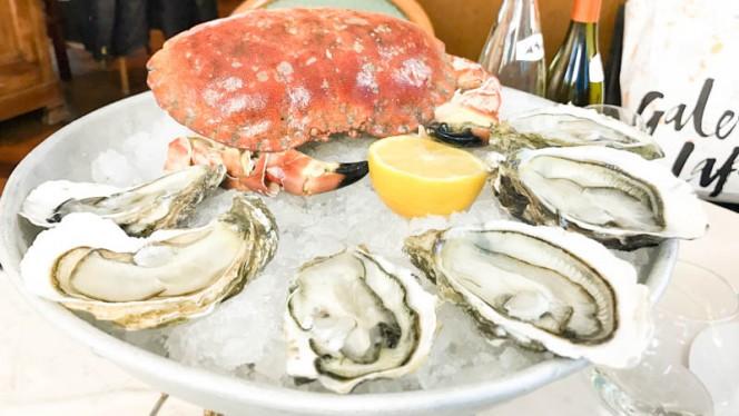 Le Grand Bleu - Restaurant - Beaune