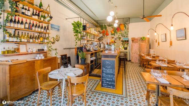 Gloria - Restaurant - Paris