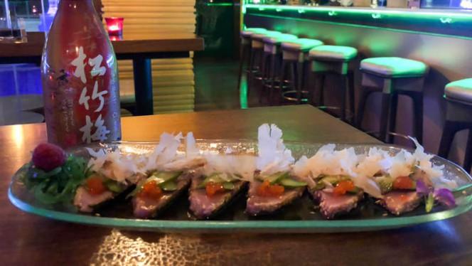Sugerencia del chef - Asika, Alicante