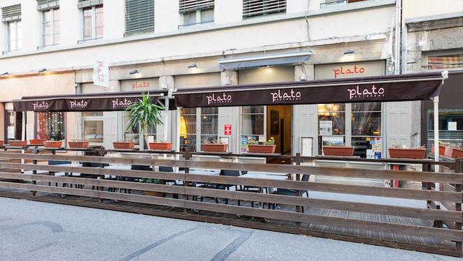 Devanture - Le Plato, Lyon