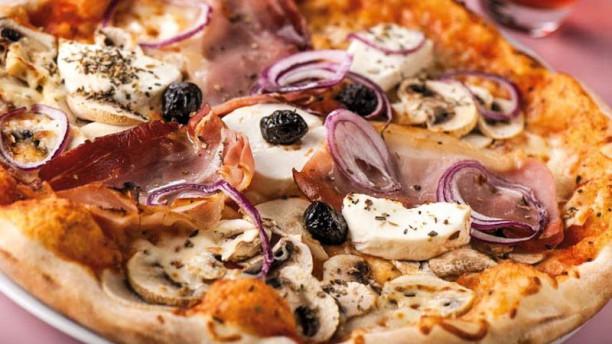 Pizza Papa - Montpellier Tournezy Suggestion de plat