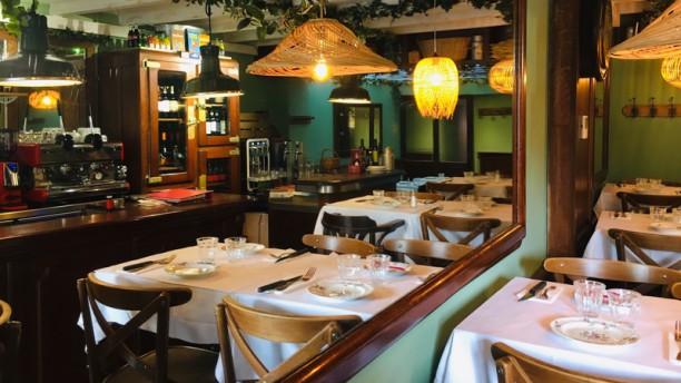 Bambino Rocco Salle du restaurant