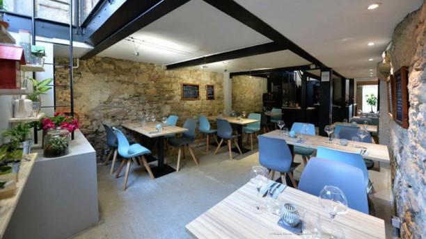 Le Sous-Sol Salle du restaurant