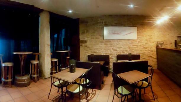 Le Bar à Vins Vue de l'intérieur