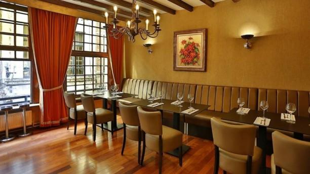 Brasserie Schuddeveld Salle