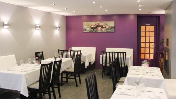 Auberge Saint Germain salle restaurant
