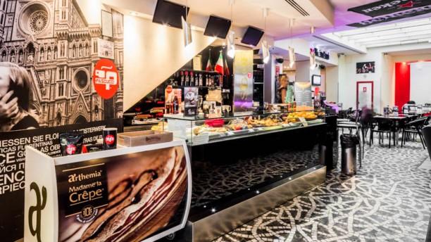 Astor Cafe Florence Menu