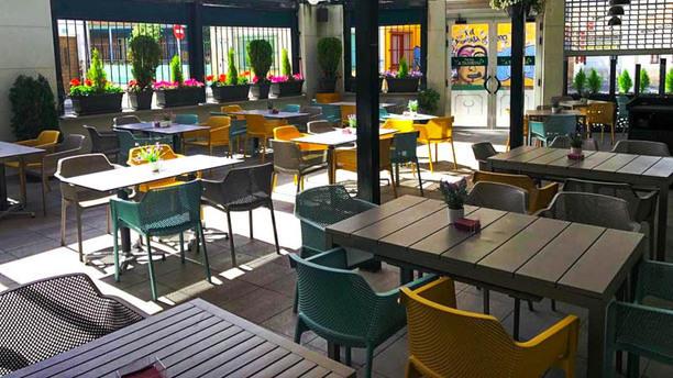 Restaurante La Taberna Torres De La Alameda En Torres De