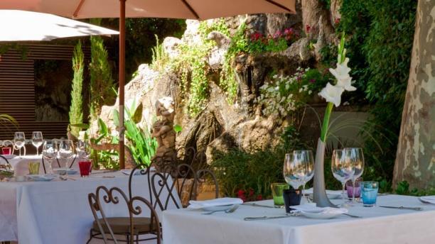 Hôtel Restaurant La Bastide de Cabriès Vue extériur