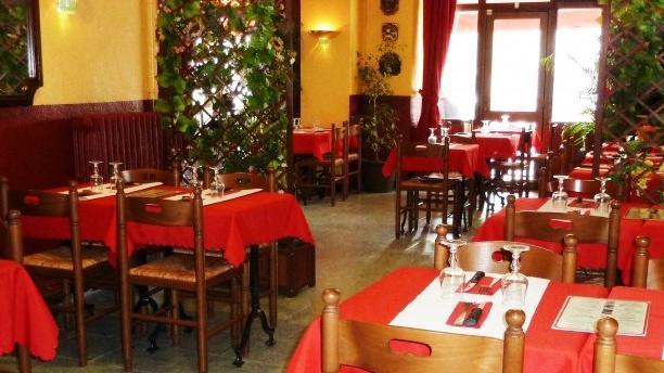 Le Bacchus Salle du restaurant