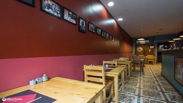 Wok Way Salle du restaurant