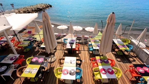 restaurant art beach cagnes sur mer menu avis prix. Black Bedroom Furniture Sets. Home Design Ideas