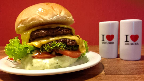I Love Burger - Santo Amaro Burger
