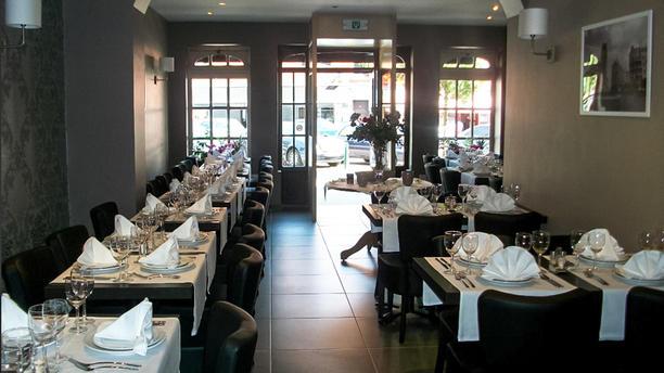 Mawal Salle du restaurant
