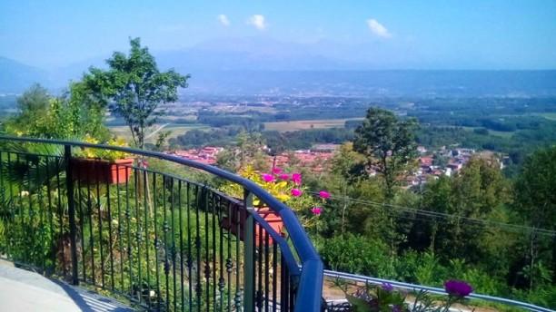 Masino Terrazza e giardino