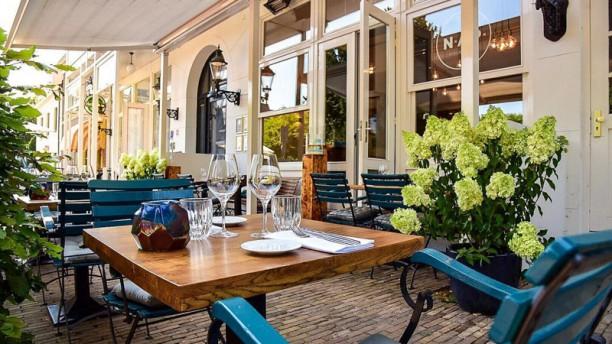 Restaurant N.A.P. Bloemendaal Terras