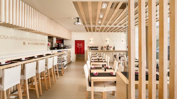 Kyuubi Sushi Lounge - LX Visão geral