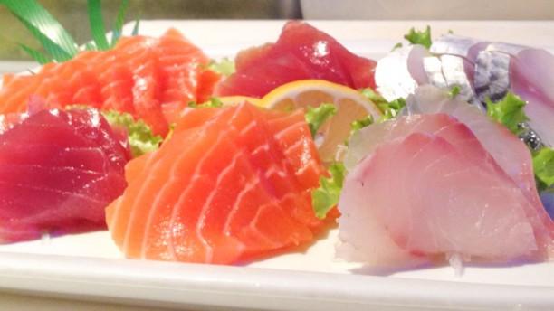 Sushi Nara sashimis