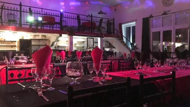 L'Étoile d'Uchizy Salle du restaurant