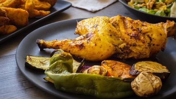 La Parrilla de Pollos Planes- Martinez Cubells Sugerencia del chef