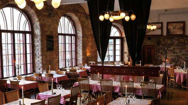 Biztron Dining hall