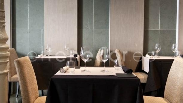 TreZe Vistas de mesa