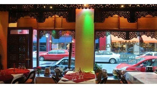 Sajna Salle du restaurant