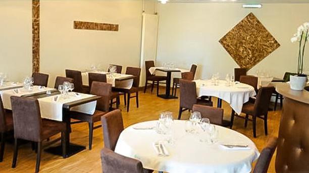 Du Côté de Marjon Salle du restaurant