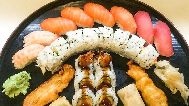 Shankou Running Sushi Mat