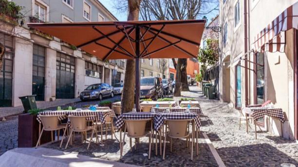 Audrey's Café - Santiago de Alfama Boutique Hotel Esplanada