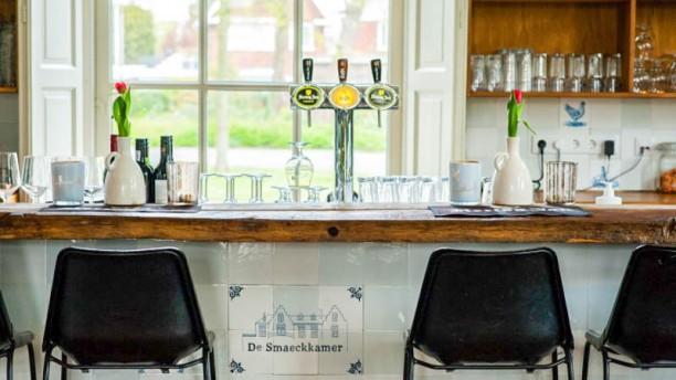 Brasserie De Smaeckkamer Restaurant