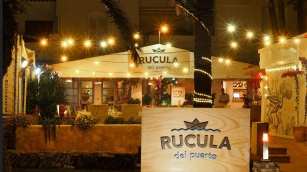 Rucula Del Puerto Terraza