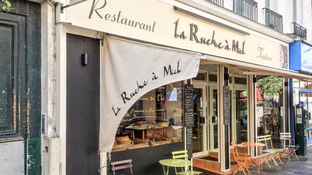 restaurant la ruche miel paris 75012 bastille menu avis prix et r servation. Black Bedroom Furniture Sets. Home Design Ideas