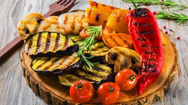 Ideal verduras plancha